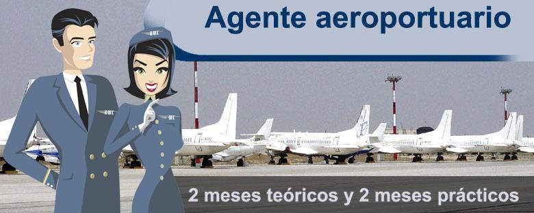 Agente aeroportuario